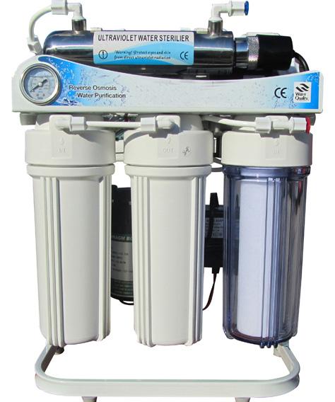 Cel mai bun sistem de filtrare al apei