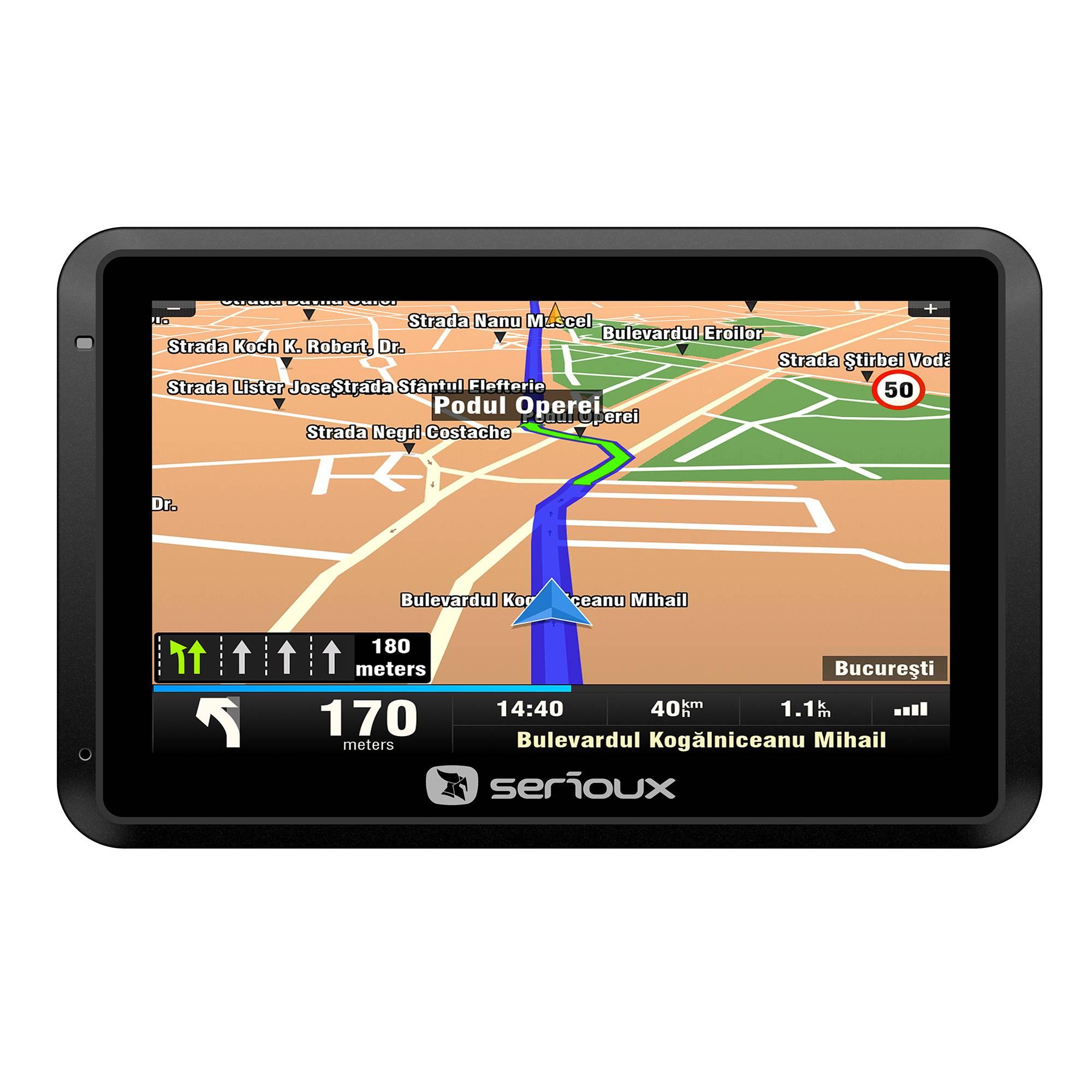Cel mai bun navigator GPS